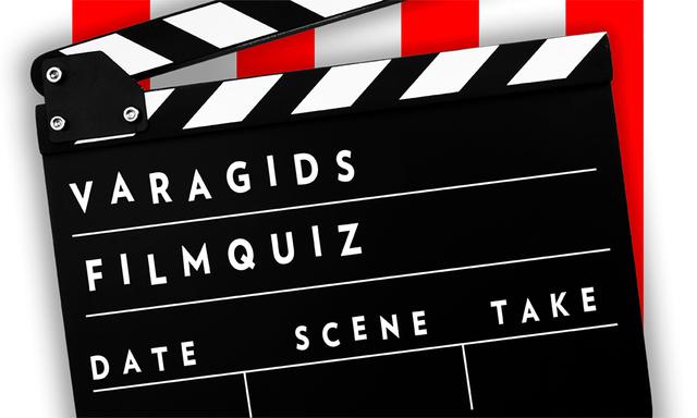 Afbeelding van Filmquiz